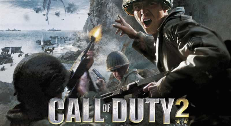 Call of Duty 2 - banner