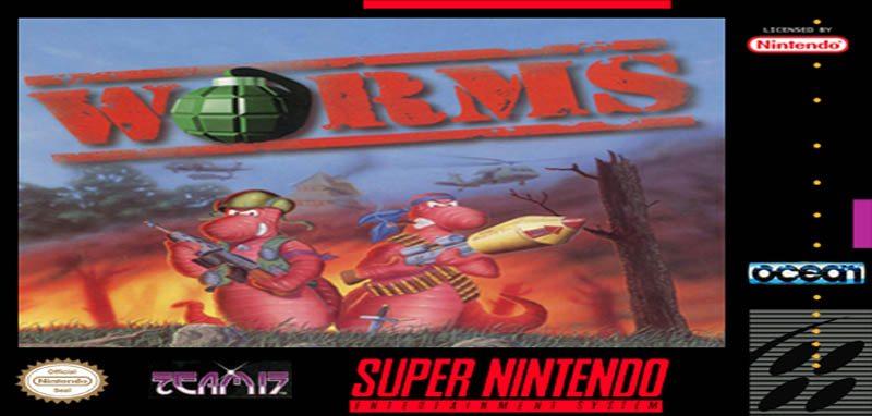 Worms-SNES_Principal